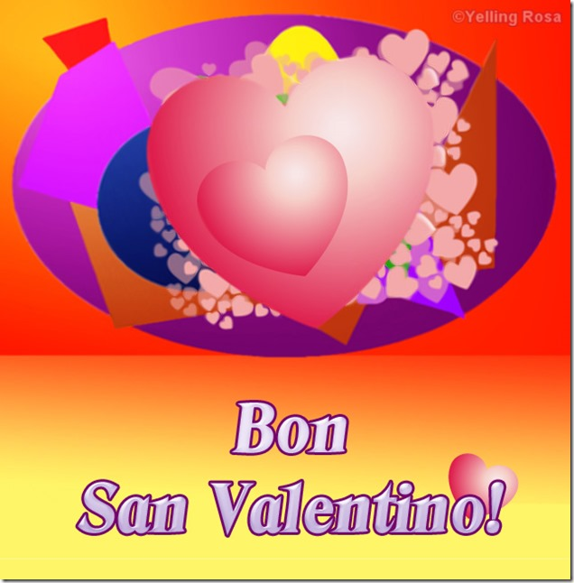 005a Bon San Valentino 2017 by © Yelling Rosa