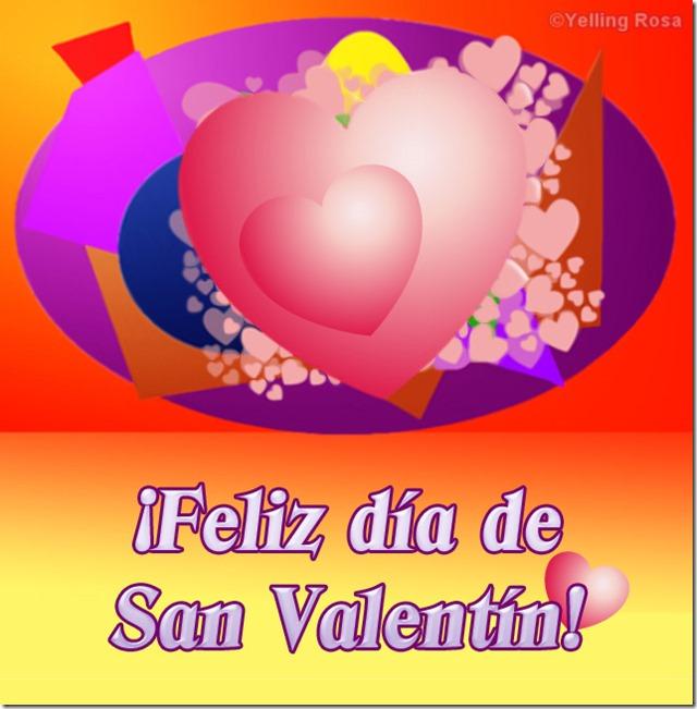007a ¡Feliz día de San Valentín! 2017 by © Yelling Rosa